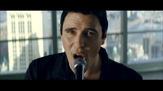 "Breaking Benjamin lead singer Benjamin Burnley sings the film's end credits theme, ""I Will Not Bow"", in the DVD's lone video extra."