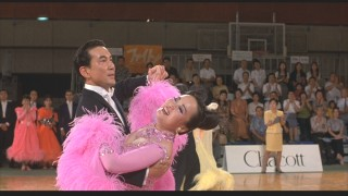 Sugiyama and partner put on quite the show.