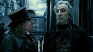 Though they stand for the law, Beadle (Timothy Spall) and Judge Turpin (Alan Rickman) are antagonists in this film.