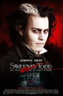 Sweeney Todd (2007) movie poster