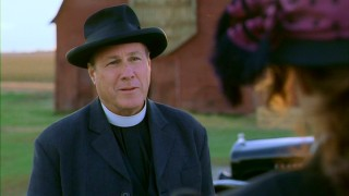 As the moody Minister Sorrensen, John Heard is a delight to watch, though whether he's friendly and helpful or vehemently disapproving in any given scene seems to be anyone's guess.
