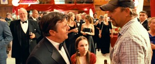 Bud and Molly (Madeline Carroll), the precocious and prominent daughter who got him into this mess, are honored guests at a lavish party thrown by the Democratic Party and conceived by this tuxedoed campaign manager (Nathan Lane).