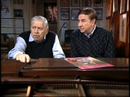 "The Sherman Brothers discuss their work on The Sword in the Stone in ""Music Magic."""