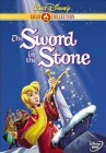 The Sword in the Stone: Gold Collection DVD cover art