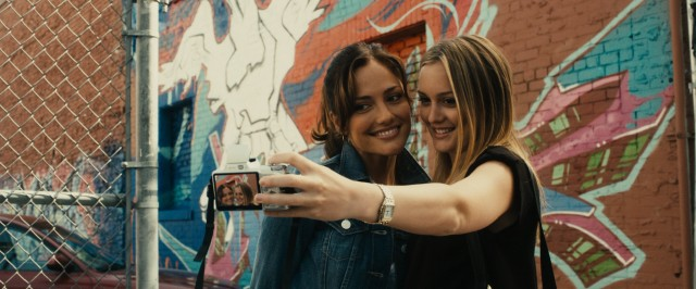 Nothing lasts forever...not even the joys of friendship that college roommates Sara Matthews (Minka Kelly) and Rebecca Evans (Leighton Meester) feel on Los Angeles day outing.
