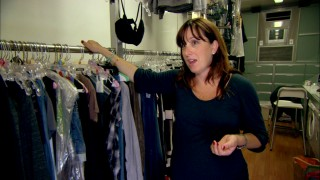 "Costume design was critical on ""The Roommate"", or so Maya Lieberman argues in her unbiased position of costume designer."