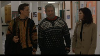 Scott, Neil, and Laura head into school to meet the notorious Ms. Newman.