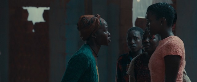 Phiona's hardworking mother Harriet (Lupita Nyong'o) doesn't see the value in Phiona pursuing competitive chess.