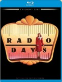Radio Days: The Limited Edition Series Blu-ray cover art -- click to buy from Screen Archives