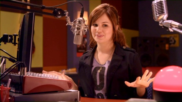 Tara Adams (Debby Ryan), a shy high school student by day, becomes the confident, beloved DJ Radio Rebel every night in this Disney Channel movie.