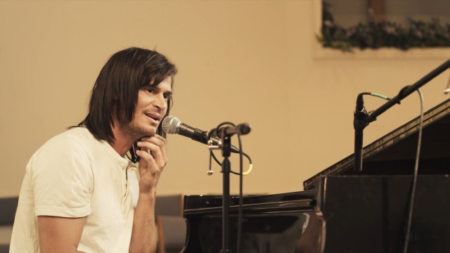 "The 2014 film ""Ragamuffin"" tells the story of Christian singer-songwriter Rich Mullins (played by Michael Koch)."