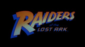 "The ""Raiders of the Lost Ark"" title logo appears in all three of its included trailers."