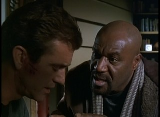 Delroy Lindo is better represented in the not-so-extensive deleted scenes.
