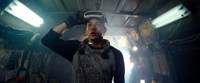 "The protagonist of Steven Spielberg's ""Ready Player One"" (#25) is 18-year-old Wade Watts (Tye Sheridan), better known by his Oasis handle Perzival."