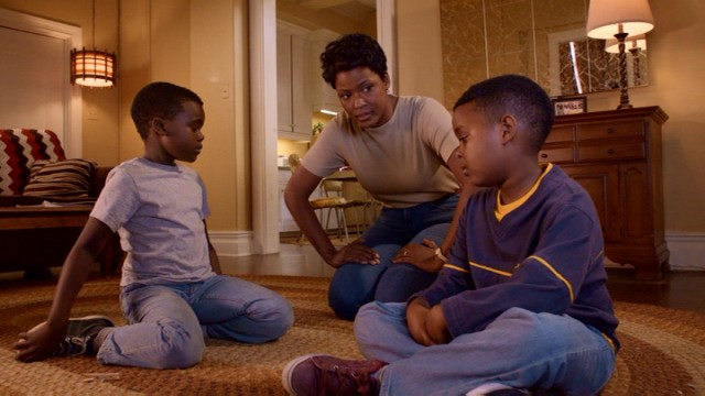 """The Real MVP: The Wanda Durant Story"" stars Cassandra Freeman in the titular role as a mother of two, including a future NBA legend."