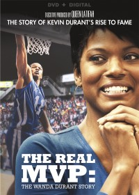 The Real MVP: The Wanda Durant Story DVD cover art -- click to buy from Amazon.com