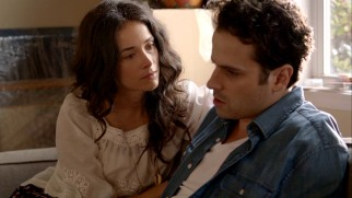 Sister Amantha (Abigail Spencer) and lawyer Jon Stern (Luke Kirby) are two of Daniel's greatest defenders.