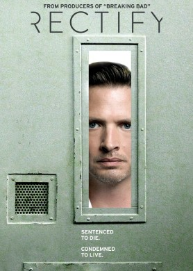 Rectify: Season One DVD cover art -- click to buy from Amazon.com