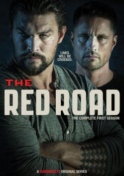 The Red Road: The Complete First Season DVD cover art -- click to buy from Amazon.com