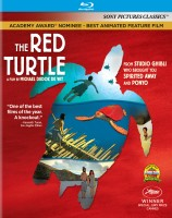 The Red Turtle: Blu-ray cover art - click to buy from Amazon.com
