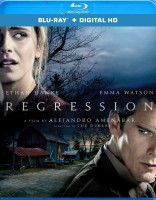 Regression: Blu-ray + Digital HD cover art - click to buy from Amazon.com