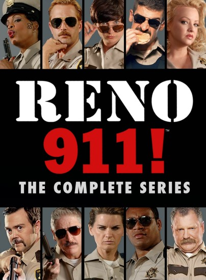 Buy Reno 911!: The Complete Series DVD from Amazon.com