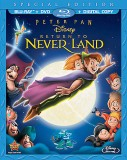 Return to Never Land: Special Edition Blu-ray + DVD combo pack cover art -- click to buy from Amazon.com