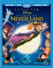 Return to Never Land Blu-ray + DVD combo pack -- click to read our review.