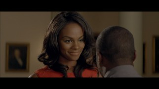 In the mostly thankless role that drives the plot, Tika Sumpter appears in this deleted scene.