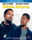 Ride Along: Blu-ray + DVD + Digital HD UltraViolet cover art -- click to buy from Amazon.com