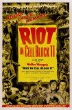 Riot in Cell Block 11 (1954) movie poster