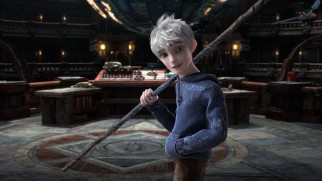 Hipster Jack Frost isn't big on joining the Guardians.