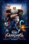 Rise of the Guardians (2012) movie poster