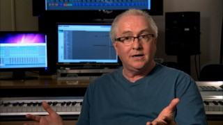 Composer Patrick Doyle tells a mix of funny and serious stories.