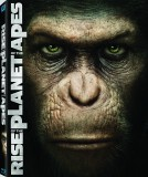 Rise of the Planet of the Apes: 2-Disc Blu-ray + DVD + Digital Copy combo pack cover art - click to buy from Amazon.com