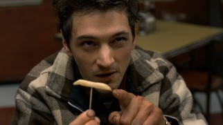 Nixer (a young John Hawkes) gets philosophical with a French fry on a toothpick.
