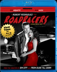 RoadRacers (1994) Blu-ray Disc cover art -- click to buy from Amazon.com