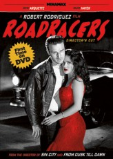 RoadRacers (1994) DVD cover art -- click to buy from Amazon.com