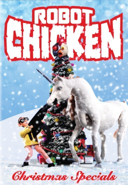 Robot Chicken Christmas Specials DVD cover art -- click to buy from Amazon.com