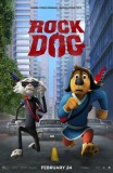 Rock Dog (2017) movie poster