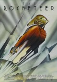 The Rocketeer (1991) movie poster
