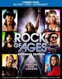 Rock of Ages: Extended Edition Blu-ray + DVD + UltraViolet combo pack cover art -- click to buy from Amazon.com