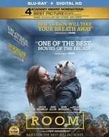 Room: Blu-ray + Digital HD cover art - click to buy from Amazon.com