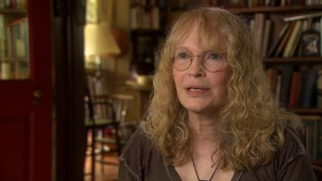 "Mia Farrow provides an actor's perspective in Criterion's 2012 documentary ""Remembering 'Rosemary's Baby.'"""