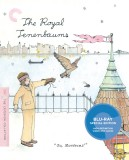 The Royal Tenenbaums: The Criterion Collection Blu-ray cover art -- click to buy from Amazon.com