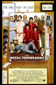 The Royal Tenenbaums (2001) movie poster