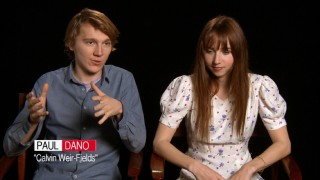Stars and executive producers Paul Dano and Zoe Kazan discuss being a couple both on and offscreen.