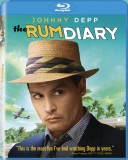 The Rum Diary Blu-ray cover art -- click to buy from Amazon.com