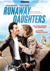 Runaway Daughters (1994) Echo Bridge Home Entertainment DVD cover art -- click to buy from Amazon.com