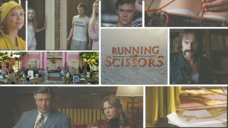 Rectangular clips and stills likewise comprise Running with Scissors' Blu-ray menu.